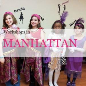 Sewing classes for children in NYC