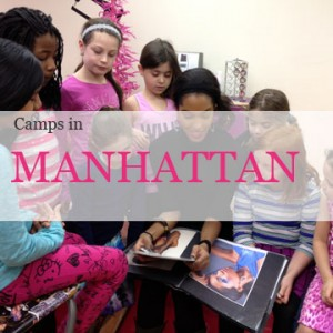 kids fashion camps in New York City