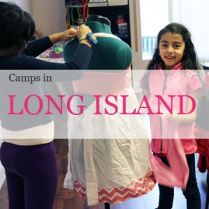 kids fashion camps in Nassau county