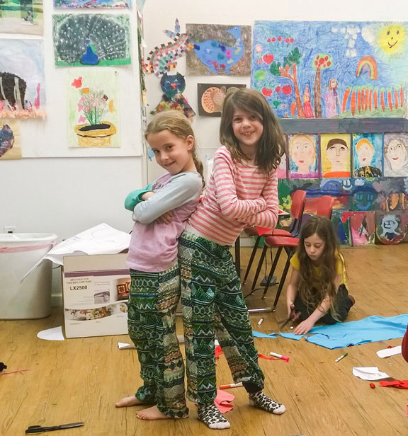 Fashion Design Sewing For Kids Ues The Fashion Class