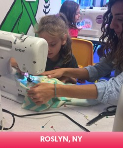 fashion design sewing class for children in roslyn new york